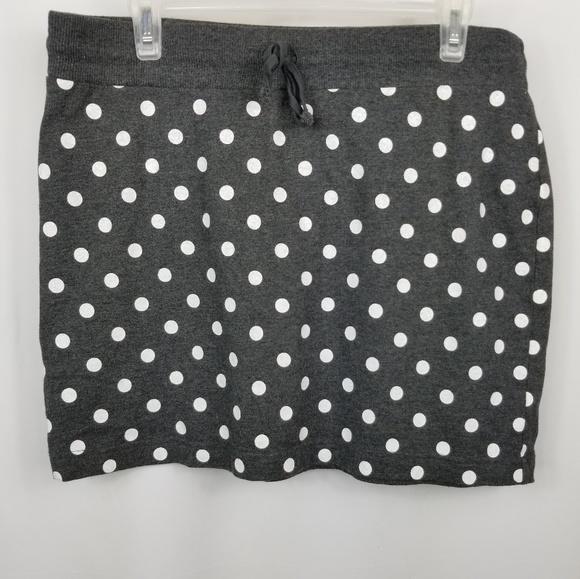 Banana Republic Factory Dresses & Skirts - 3/$20 Banana Republic Polka dot Athleisure Skirt